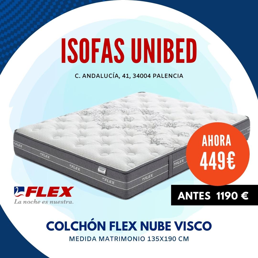 Oferta Colchon Nube iSofas Unibed Palencia