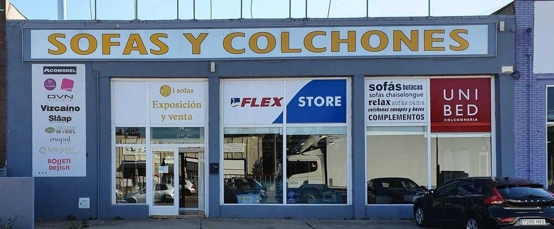 iSofas Unibed en Palencia
